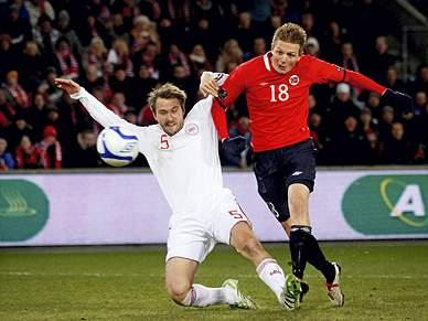 Bilhetes para jogo com Noruega já à venda