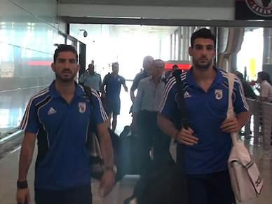 Cipriotas já estão em Portugal