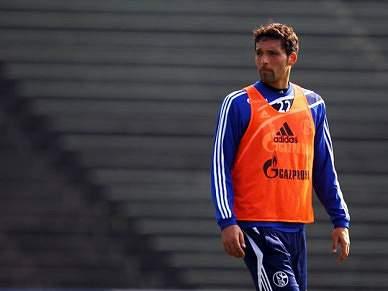 Kuranyi de saída do Schalke 04
