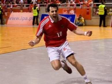 «Preferia ganhar a Taça Challenge em vez de ser o melhor marcador»