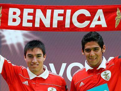 Benfica com saldo negativo nas transferências