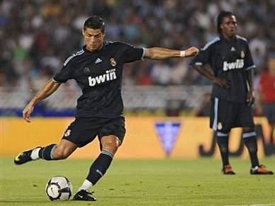 O segredo dos livres de Ronaldo