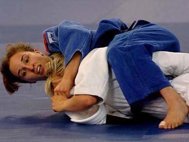 Ana Hormigo vence ouro nos -52kg