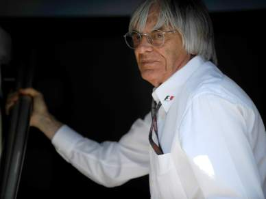 Ecclestone não quer ver Alonso campeão