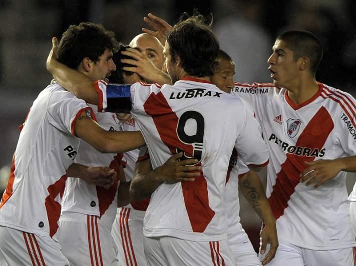 River Plate estreia-se na segunda divisão com vitória