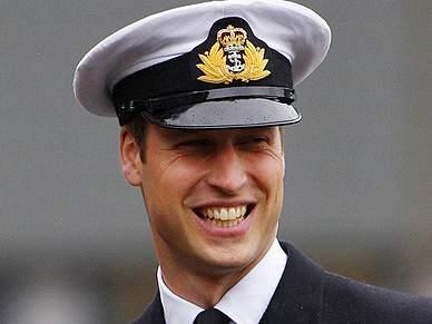 Príncipe William chefia delegação inglesa