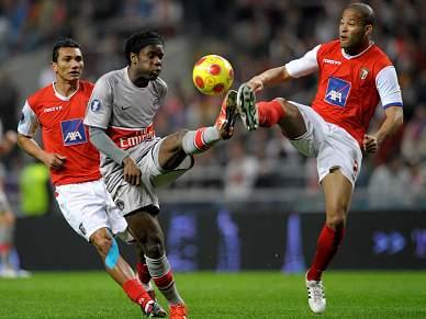 Rodriguez e Elderson já treinam e devem ser opção para o Benfica