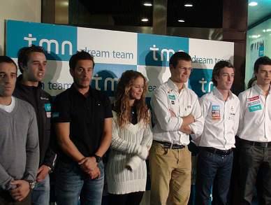 TMN apresenta Dream Team