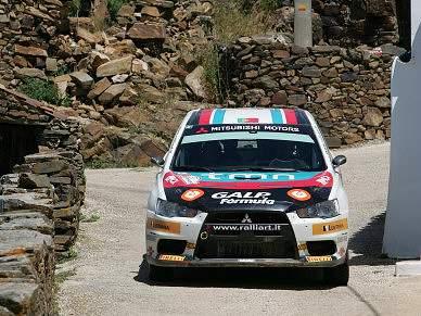 Armindo Araújo no Monza Rally Show