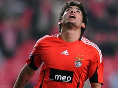 Urreta quer impor-se no Benfica