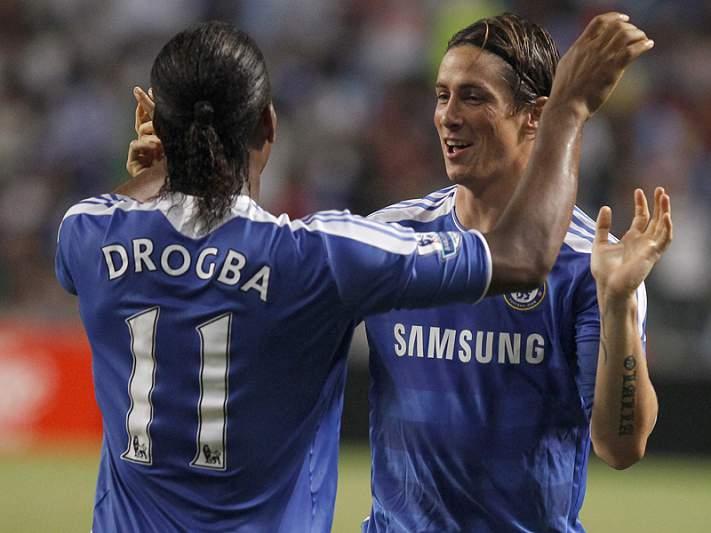 Juventus segue Fernando Torres