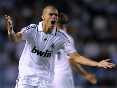 Pepe no onze ideal do diário L'Equipe