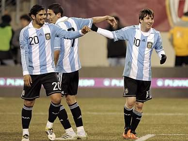 Argentina favorita, mas há o