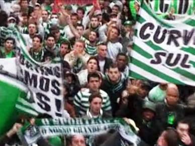 Sportinguistas confiantes na vitória frente ao Gent
