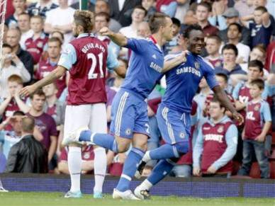 Chelsea segue imparável