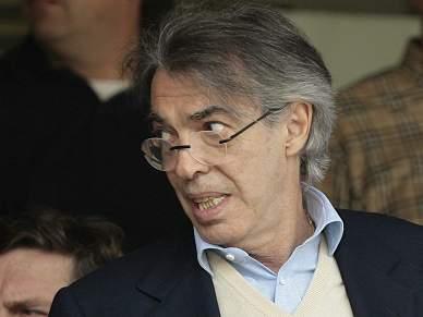 Moratti ainda tem esperança que Mourinho fique