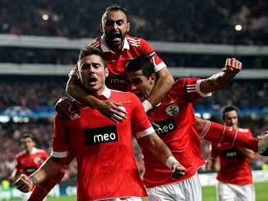 Benfica já garantiu 10,1 milhões de euros na prova