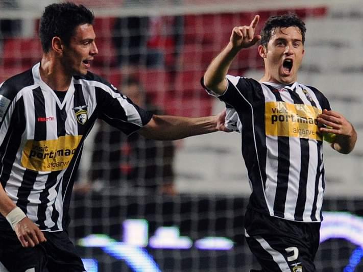 Portimonense adia permanência na II Liga