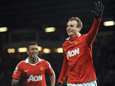 Berbatov volta a salvar o Manchester United