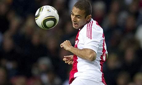 Mido deixa Ajax