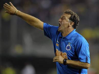 Cuca abandona Cruzeiro, Santana é o novo técnico