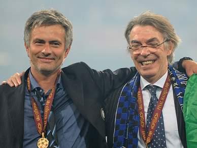 Moratti garante que Real Madrid vai pagar cláusula de rescisão de Mourinho na íntegra