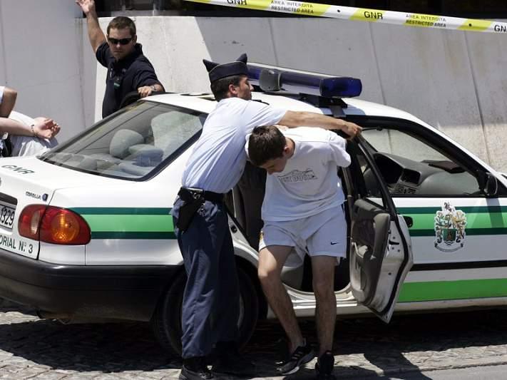 Adepto condenado no Euro2004 insiste na inocência