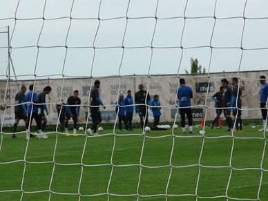 FC Porto começou a treinar para última jornada