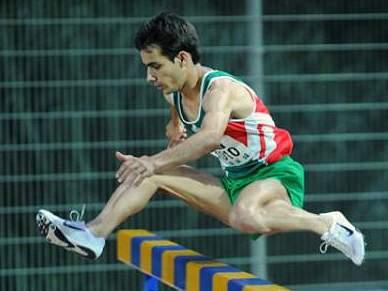 Alberto Paulo foi último na final
