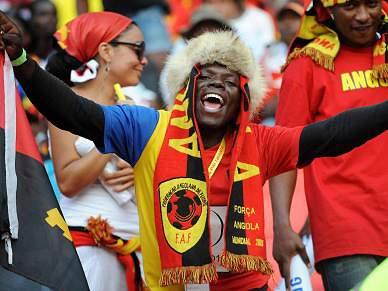 Adeptos dos Palancas Negras já estão em Durban
