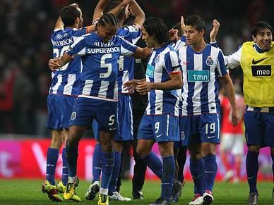 FC Porto tem pleno de finais com Braga