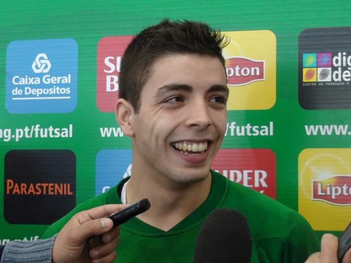 André Galvão e Gonçalo Portugal sonham com a vitória
