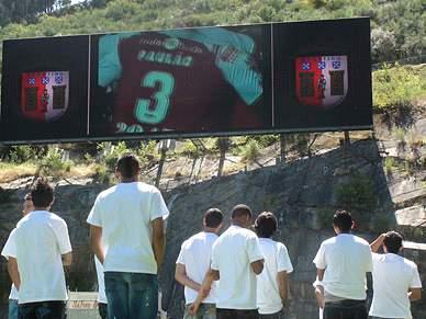 Já se trabalha no Sporting de Braga