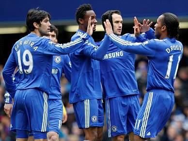 Chelsea goleia Cardiff e segue para os quartos-de-final