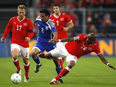 Suíça com presença garantida