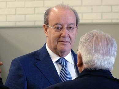 Dirigentes do FC Porto jantam com deputados na Assembleia da República