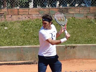Federer feliz pelo regresso a Portugal