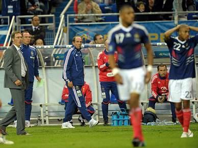 França perde com Bielorrússia