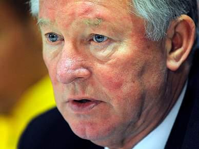 Ferguson apoia compra do clube pelos