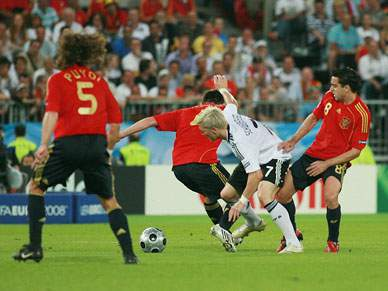 Espanha e Argentina disputam particular a 7 de Setembro