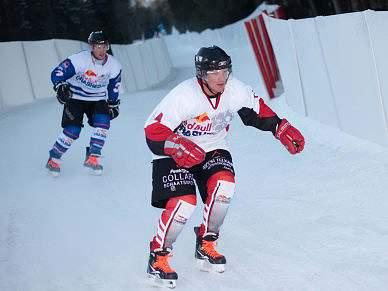 Ice Cross Downhill ganha dimensão mundial