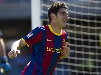 Barcelona disposto a transferir Soriano
