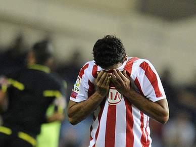 Atlético Madrid com vitória sofrida