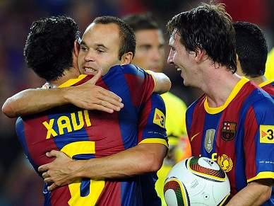 FC Barcelona pode confirmar hoje título