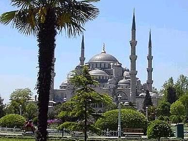 FC Porto visita zona histórica de Istambul
