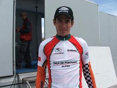 Sérgio Sousa lidera, ao vencer crono-escalada