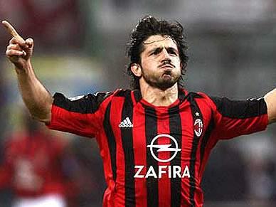 Gattuso prolonga contrato com AC Milan