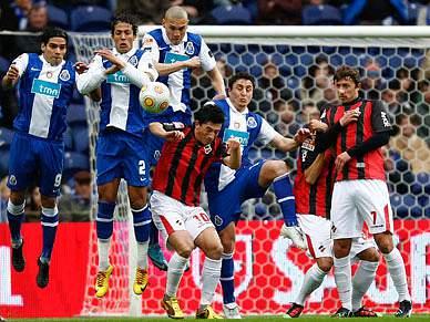 Golo de Guarín salva FC Porto de desaire