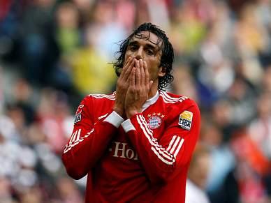 Bayern cede Luca Toni à Roma