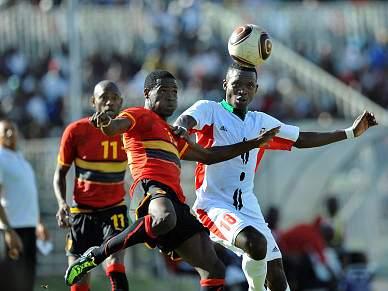 Angola vence Quénia e sobe ao segundo lugar do Grupo J